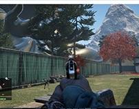 Far Cry 4 Custom Level - Shangri-La Outpost