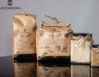Rice of VietNam Brand- Packing