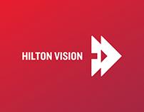 Hilton Vision Brand Identity