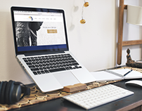 Engedi Designs UX and Web design