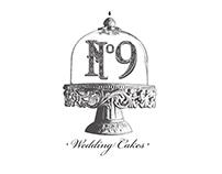 No 9 Cakes Logo