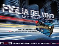 RMS Eicma Fiera del Motociclismo Milano 2013