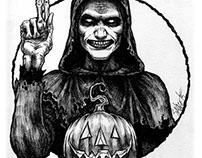 Halloween Saints: Carapace Clavicle Moundshroud