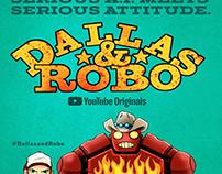 Dallas and Robo Season 1 Storyboard Reel