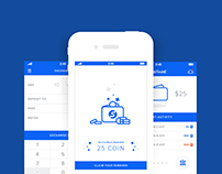SidePocket Branding & UI/UX Study