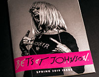 Betsey Johnson Spring 2019 Issue