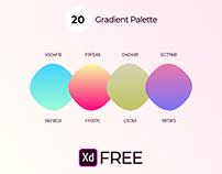 20 Gradients (Free XD)