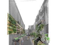 Activación social de periferias urbanas