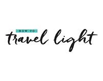Branding e blog de viagens