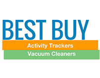 Case: Best Buy Vacuum Cleaners and Activity Trackers