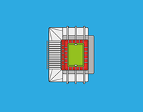 Simple Stadium 2º Pack_OldTraffordEdition