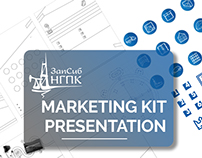 Marketing kit presentation