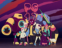 Pixel Show 2017