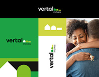Vertal | Visual Identity