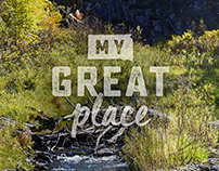 South Dakota Tourism: My Great Place Print