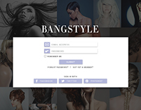 Bangstyle