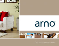 Catalog Design & Shooting / Arno Home Furniture