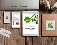 Brand identity Wellness teacher