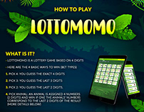 How to play Lottomomo