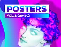 The.exp.exp :: Random Posters - Vol. 2::