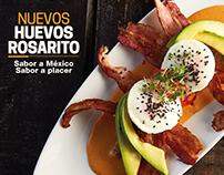Huevos Rosarito - Crepes & Waffles