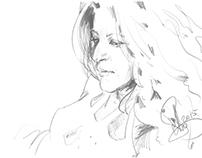 Портрет Марины Киселевой