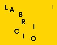 La Briciola | bakery poster