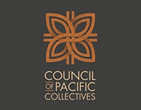 Council of Pacific Collectives Branding