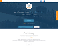 WebNamaste : Website concept