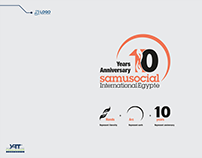 Samusocial Event Materials (Concept & Layout)