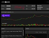 Zeroblock.com Reboot (concept)