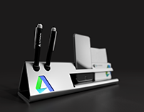 3D Model: Autodesk Desk Organiser