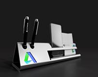 3D Model: Autodesk Desk Organiser