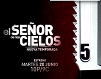 """El Señor de los Cielos (5th Season) """"Cuchillos"""""""