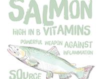 Salmon, Supafood!