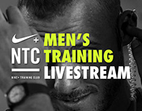 Nike / Men's Training Livestream