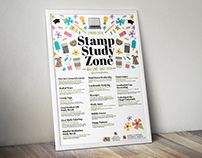 Stamp Study Zone