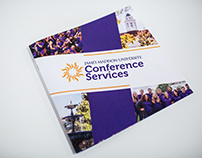 2017 Conference Services Report