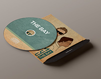 """Fan made cd cover for """"The Bay"""" by Metronomy"""