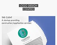 Conpro - Logo Design
