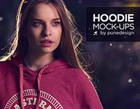 Hoodie Mock-Ups Vol.1