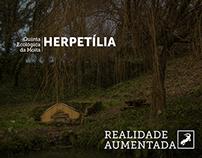 Herpetília | Realidade Aumentada | QEM