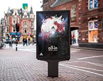 Adidas Football Advertisement