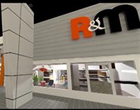 R&M - Showroom Design