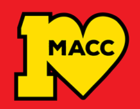MACC One Love Century 2015 graphic