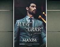 MAXIM / Campaña de posicionamiento