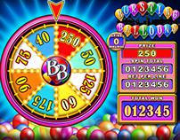 Casino Game UI Designs
