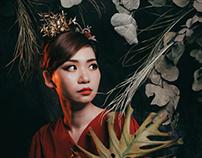 Portrait|花