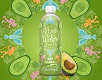 Avowater: avocado drink
