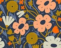 Pattern Nouveau